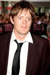 Kris Marshall at the world premiere of