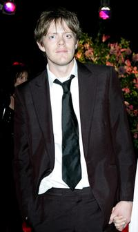Kris Marshall at the after party of the world premiere of