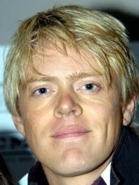 Kris Marshall at the TCM Awards.