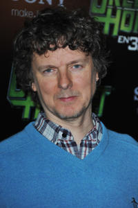 Michel Gondry at the Paris photocall of