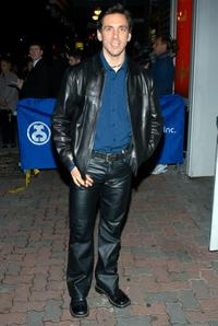 Michael Berresse at the off-Broadway opening of