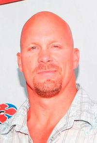 Stone Cold Steve Austin at the premiere of