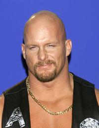 Stone Cold Steve Austin at the 1999 Emmy Awards.