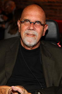 Chuck Close at the after party of the premiere of