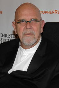 Chuck Close at the Christopher & Dana Reeve Foundation's 18th Annual Magical Evening Gala.