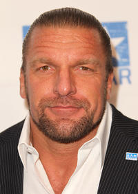 Triple H at the WWE and The Creative Coalition's