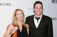 Anna Camp and Michael Mosley at the New York Television Festival opening night gala.