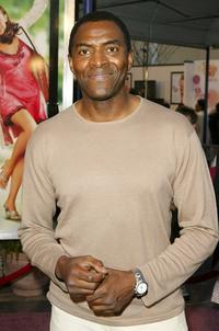 Carl Lumbly at the premiere of