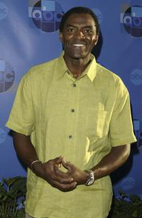 Carl Lumbly at the ABC Television Network 2004 Summer Press Tour All-Star Party.