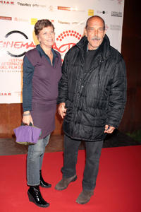 Orso Maria Guerrini and Guest at the Ciak Party during the Day 8 of 4th International Rome Film Festival.