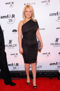 Cornelia Guest at the amfAR New York Gala during the 2011 Fashion Week in New York.