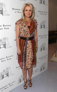 Cornelia Guest at the Humane Society of New York's Third Benefit Photography Auction in New York.