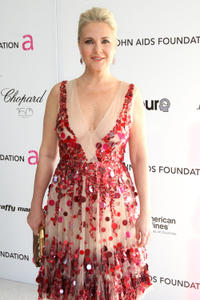 Cornelia Guest at the 18th annual Elton John AIDS Foundation's Oscar Viewing party in California.