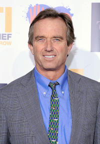 Robert F. Kennedy Jr. at the Hope Help & Relief Haiti