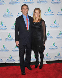 Robert F. Kennedy Jr. and Kerry Kennedy at the 2011 Riverkeeper Fishermen's Ball in New York.