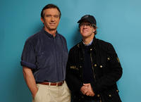 Robert F. Kennedy Jr. and Bill Haney at the portrait session of