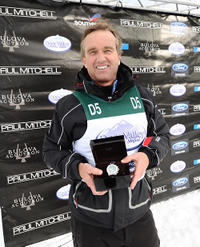 Robert F. Kennedy Jr. at the Day 2 of 19th Annual Deer Valley Celebrity Skifest.
