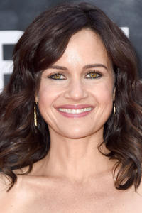 Carla Gugino at the New York premiere of