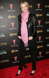Ashley Scott at the Maxim Magazines 7th Annual Hot 100 party.
