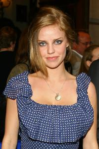 Kelli Garner at the Broadway Opening of