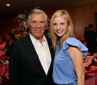 Sidney Kimmel and Kelli Garner at the screening of