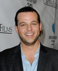 Daniel Franzese at the California premiere of