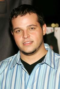 Daniel Franzese at the world premiere of