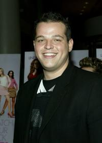 Daniel Franzese at the private screening of