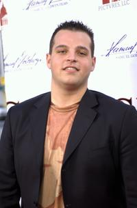 Daniel Franzese at the Los Angeles premiere of