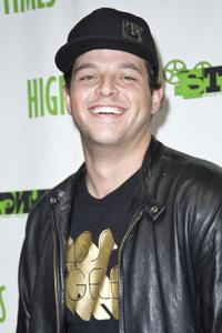 Daniel Franzese at the High Times Magazine's 8th Annual Stony Awards.