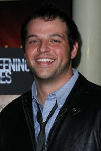 Daniel Franzese at the California screening of