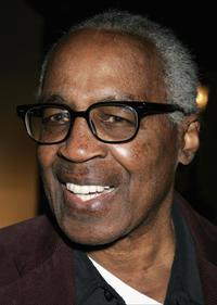 Robert Guillaume at the celebrity opening night of the Broadway bound show