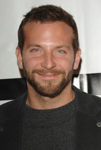 Bradley Cooper at the Howard Fine Acting Studio Winter Wonderful benefiting Toys for Tots.