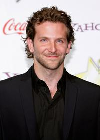 Bradley Cooper at the ShoWest Awards.