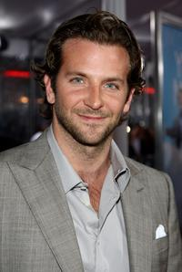 Bradley Cooper at the premiere of