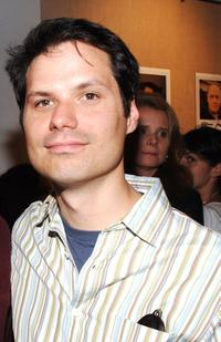 Michael Ian Black at the special screening of