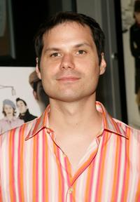 Michael Ian Black at the premiere of