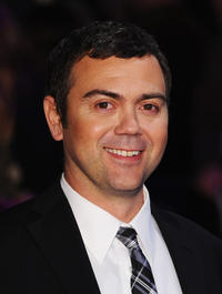 Joe Lo Truglio at the world premiere of