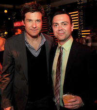 Jason Bateman and Joe Lo Truglio at the California premiere of