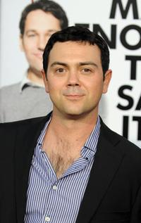 Joe Lo Truglio at the premiere of
