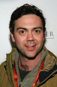Joe Lo Truglio at the premiere lounge of