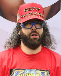 Judah Friedlander at the New York premiere of