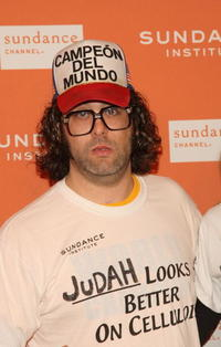 Judah Friedlander at the 2008 Sundance Gala Fundraiser.