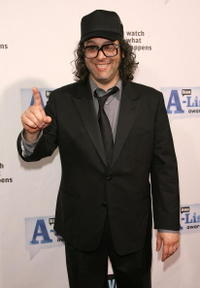Judah Friedlander at the Bravo's First