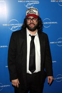 Judah Friedlander at the NBC Universal Experience at Rockefeller Center.