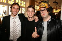 Alessandro Nivola, Benjamin McKenzie and Judah Friedlander at the IFC's Independent Spirit Awards.
