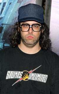 Judah Friedlander at the premiere of
