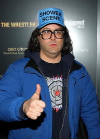 Judah Friedlander at the special screening of