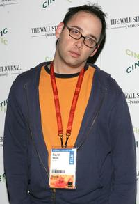David Wain at the Cinetic Media party at ZOO during the 2007 Sundance Film Festival.
