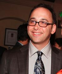 David Wain at the after party of the premiere of
